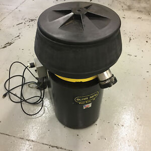 Burr King 15 Vibratory Bowl With Ceramic Media Included
