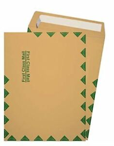 Economical Brown Kraft 9 x 12 Bulk 28lb Envelopes 500 pk Paperpapers Superbuy