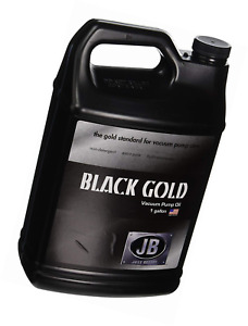 Jb Industries Dvo 24 Bottle Of Black Gold Vacuum Pump Oil 1 Gallon Tools