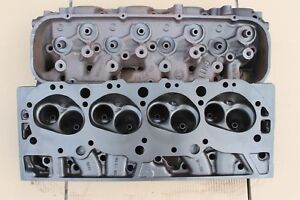 Chevy 6272990 Big Block Chevy Rectangle Port Cylinder Heads Ls7 L88 454 427