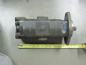 Parker Commercial 326 9121 006 Hydraulic Pump
