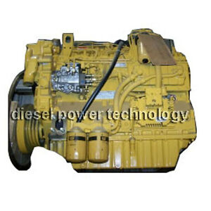 Caterpillar 3056 Remanufactured Diesel Engine Long Block