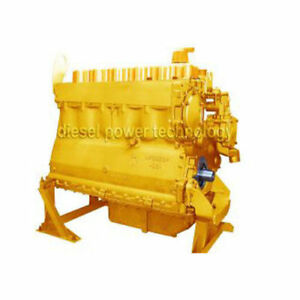 Caterpillar 3306di Remanufactured Diesel Engine Long Block Or 3 4 Engine