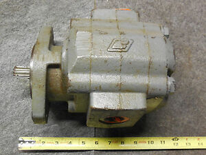 Parker Commercial 313 9610 232 Hydraulic Pump