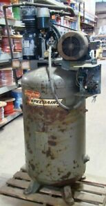Dayton Speedaire 5hp Air Compressor 3z724