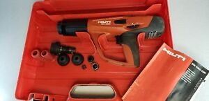 Hilti Dx460 Gr Powder actuated Tool