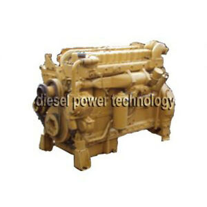 Caterpillar D333 Remanufactured Diesel Engine Long Block