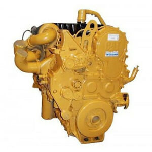 Caterpillar C15 Remanufactured Diesel Engine Extended Long Block