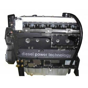 Perkins 1006tg2a Remanufactured Diesel Engine Extended Long Block