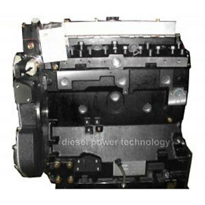 Perkins 1004g Remanufactured Diesel Engine Extended Long Block