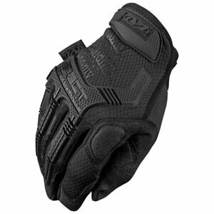 Mechanix Tactical Wear M pact Work Protective Gloves Airsoft Covert Black S xxl