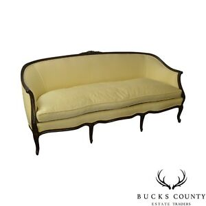 French Louis Xv Style Sofa By Trianon Made Exclusively For Bloomingdales