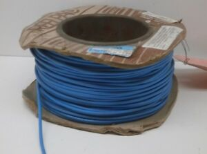 400ft Roll Reelpac 16awg 16 Blue Appliance equipment Wire Type 1015 Max 105 c
