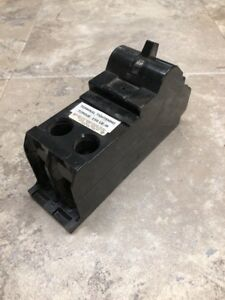 Crouse Hinds Murray 200 Amp 2 Pole Main Type Md a Circuit Breaker Md2200