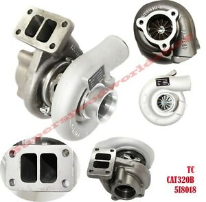 Turbo Charger For Caterpillar Cat 320 3066 5i 8018 49179 02300