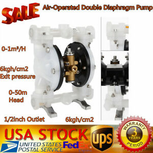 Air operated Double Diaphragm Pump Air operated 1 2inch Outlet Petroleum Fluids