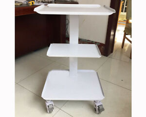 Hospital Dental Mobile Trolley Cart For Dental Spa Salon Equipment New