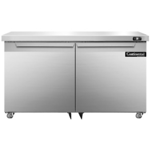Continental Refrigeration 48 Two section Undercounter Refrigerator