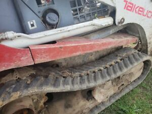 03takeuchi Tl130 Skid Steer Right Steel Fender Oem 0880309350
