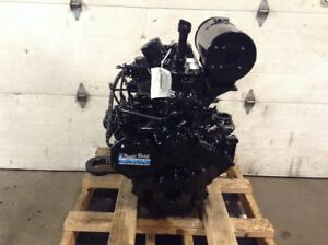 03 Takeuchi Tl130 Skid Steer Yanmar 4tnv98 Engine Assembly 3 496 Hours