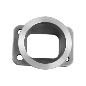 Cxracing T25 T28 Turbo To 2 5 V Band Stainless Ss Cast Flange Adapter Converter