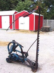 Used 7 Ft Ford 501 Sickle Mower 3 Point Can Ship Cheap Ask For Quote