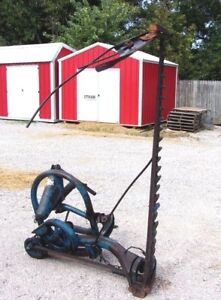 Used 6 Ft Ford 501 Sickle Mower 3 Point Can Ship Cheap Ask For Quote