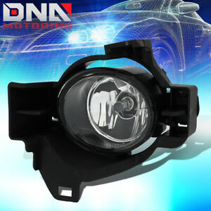 For 2010 2012 Nissan Altima 4dr Sedan Oe Front Driving Fog Light Lamp Left Lh