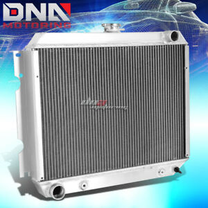 For 68 74 B body Charger coronet satellite 3 row Aluminum Replacement Radiator