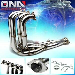 J2 Engineering Integra Gsr Type R Dc Stainless Steel Tri Y Racing Header Exhaust