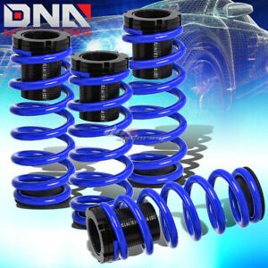 For 85 98 Vw Golf jetta 1 3 scaled Suspension Lowering Coilover Blue Springs