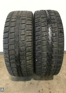2x P275 55r20 Cooper Discoverer M s 8 5 9 32nds Used Tires