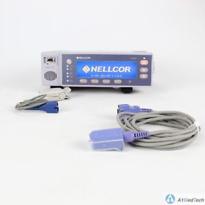 Nellcor N 595 Pulse Oximeter Monitor