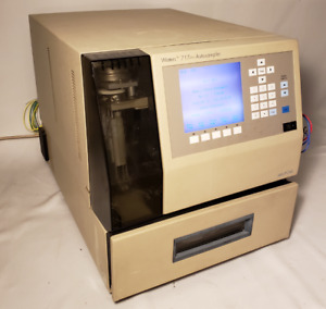 Waters 717 Plus Autosampler Complete W chiller And Original Tubing tested