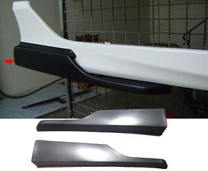 06 11 Honda Civic Fa5 Fd2 4dr Type R Feel s Style Side Extension Side Skirt Abs