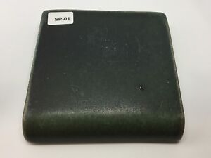 Sp 01 Dark Green Vintage 4x4 Bullnose Antique Fireplace Mantle Tile