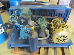 Fs Curtis E15 Air Compressor Used