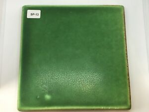 Sp 13 Forest Green Vintage 6x6 Antique Fireplace Mantle Tile