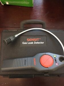 Sensit Hxg 1 Combustible Gas Leak Detector Alarm With Case