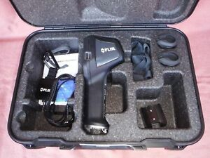 Flir K50 Thermal Imaging Camera Kit tic 320 X 240 Pixel Truck Mount Charger