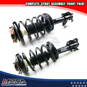 2 Front Shocks Struts Assembly Kit For 1995 1996 1997 1998 1999 Nissan Maxima
