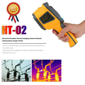 Precision Prot Able Thermal Imaging Camera Infrared Thermometer Imager Ht 02 Us