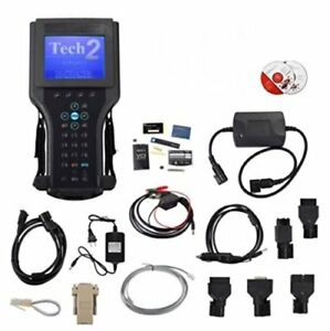 Tech2 Diagnostic Scanner With Tis2000 32m Card For Gm Isuzu Sic Bo Opel Tech 2