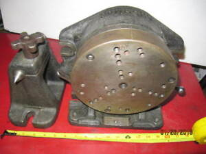 Cushman Super Spacer 30 841 08 000b M12 With Tail Stock 6ea Indexing Plate