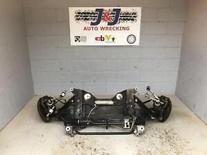 Cadillac Xlr Chevy Corvette Front Suspension Dropout Brakes And Steering Rack
