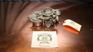 Nos Carter Carburetor Rbs 3708s 1964 1965 1966 Amc W 199 232