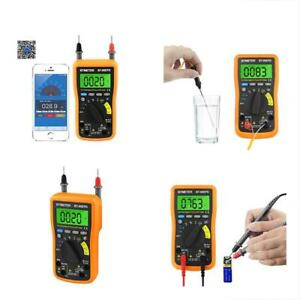 Multimeter Multi Testers Bt 90epd Auto Range Avometer Dmm 4000 Counts With Phone