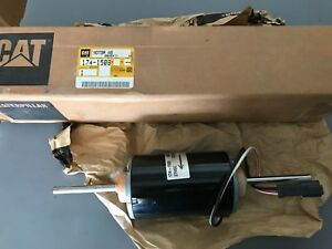 Genuine Caterpillar Cat 174 1508 Motor Assembly Brand New Old Stock