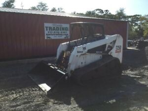 2005 Bobcat T250 Tracked Skid Steer Loader