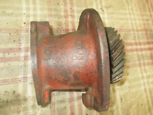 Ih Farmall M Used Working Distributor Drive Assembly 6738d Antique Tractor
